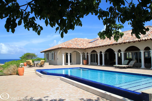 Exclusive vacation home on Curacao