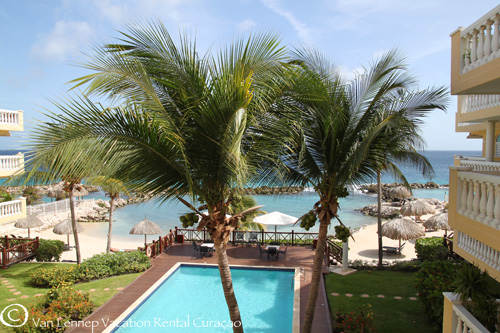 Curacao Beau Rivage vakantie appartement